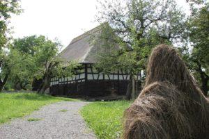 Bauernhaus 17 Jahrhundert im Bauernmuseum