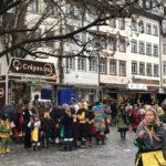 11 Narrensprung Ravensburg 2019
