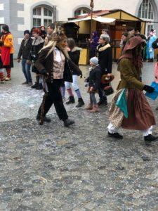 17 Narrensprung Ravensburg 2019