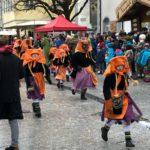 26 Narrensprung Ravensburg 2019