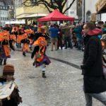 27 Narrensprung Ravensburg 2019