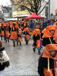 30 Narrensprung Ravensburg 2019