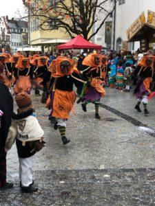 31 Narrensprung Ravensburg 2019
