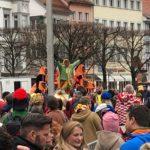 32 Narrensprung Ravensburg 2019