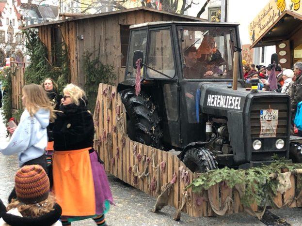 33 Narrensprung Ravensburg 2019