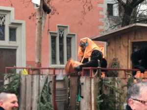 36 Narrensprung Ravensburg 2019