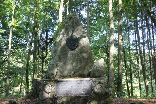 Barbarossastein Lauratal
