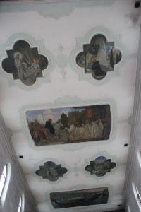 Deckenkunst Kirche St Martin