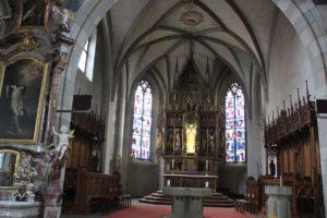 Neogotik und Gotik Kirche St Martin
