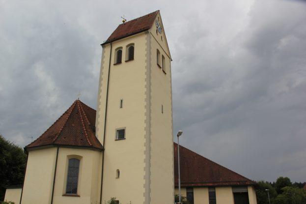 Kirche St Johann Denkingen