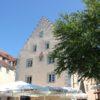 Zeughaus mit Sonnenuhr Ueberlingen