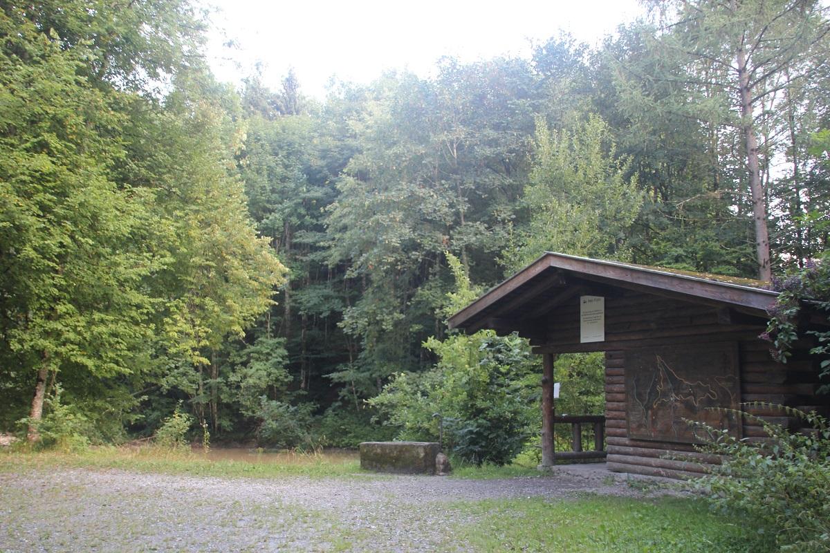 Grillhuette Lueginsland Buchenstock