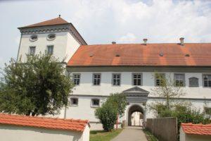 Westfluegel Schloss Messkirch