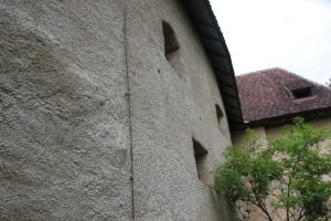 Burgreste auf dem Ramsberg