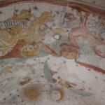 Malereien in der St Wendelinskapelle