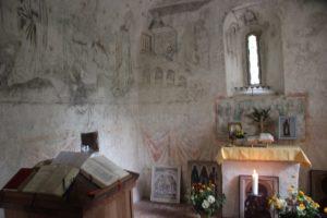 St Wendelinskapelle Ramsberg