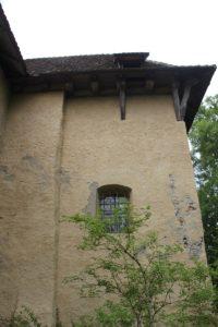 St Wendelinskapelle Ruecksteie