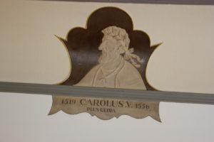 1519 Carolus Karl V 1556