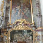Altar mit Reliquie Kloster Wald