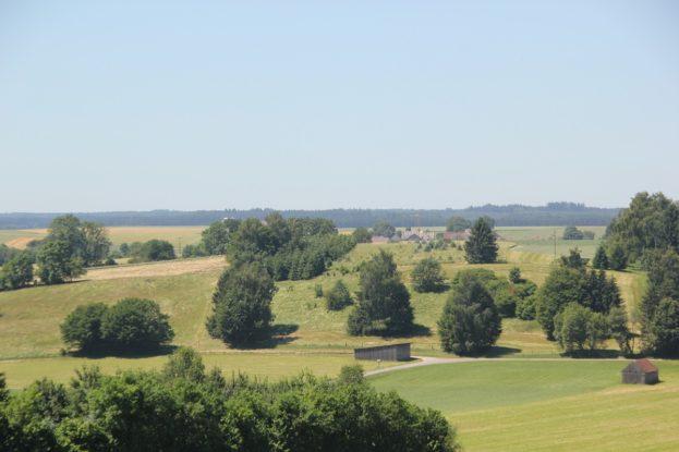 Burgstall von Ahlen Uttenweiler