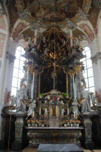 Hauptaltar Kloster Wald