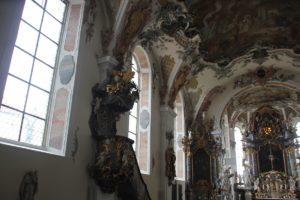 Kanzel Kloster Wald