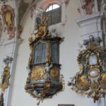 Rokoko Inventar Kloster Wald