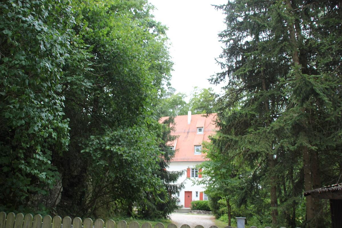 Schlossgebaeude Klingenstein
