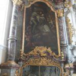 Seitenaltar Kloster Wald