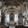 St Berhard Kirche Kloster Wald