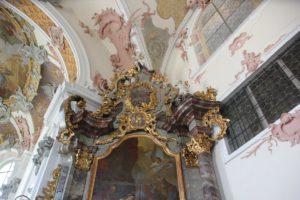 Wappen Aebtissin Kloster Wald