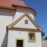 Apsis mit Vorbau Kirche Ahlen