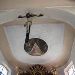 Deckenbild Apsis Kirche Ahlen