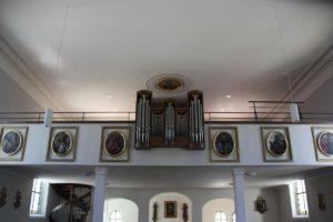Orgel St Anna Vogt