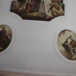 Ovale Deckenbilder Langhaus Kirche Ahlen