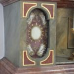 Reliquien Altar Kirche Ahlen