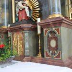 Reliquieneinlaesse Kirche Ahlen