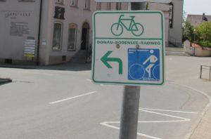 Donau-Bodensee-Radweg