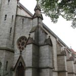 Gotische Statik Kirche St Konrad Langenenslingen