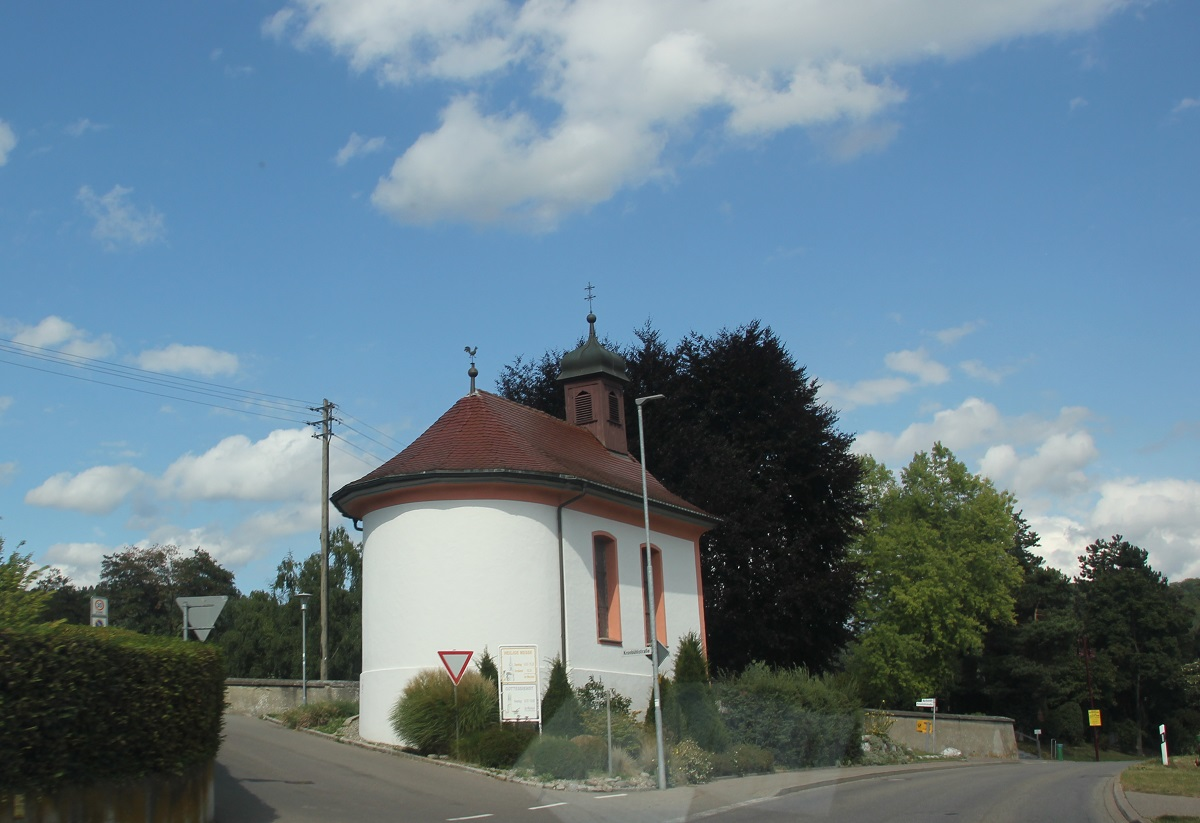 St Anna Kapelle Ludwigshafen