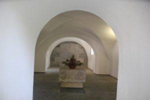 Ehemaliges Beinhaus Oelbergkapelle Isny im Allgaeu