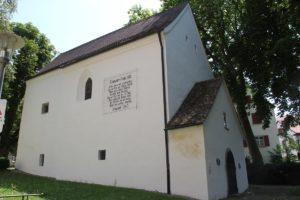 Oelbergkapelle Isny im Allgaeu
