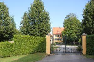 Tor Schloss Langenrain
