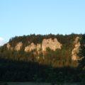 Stiegelesfelsen Donautal