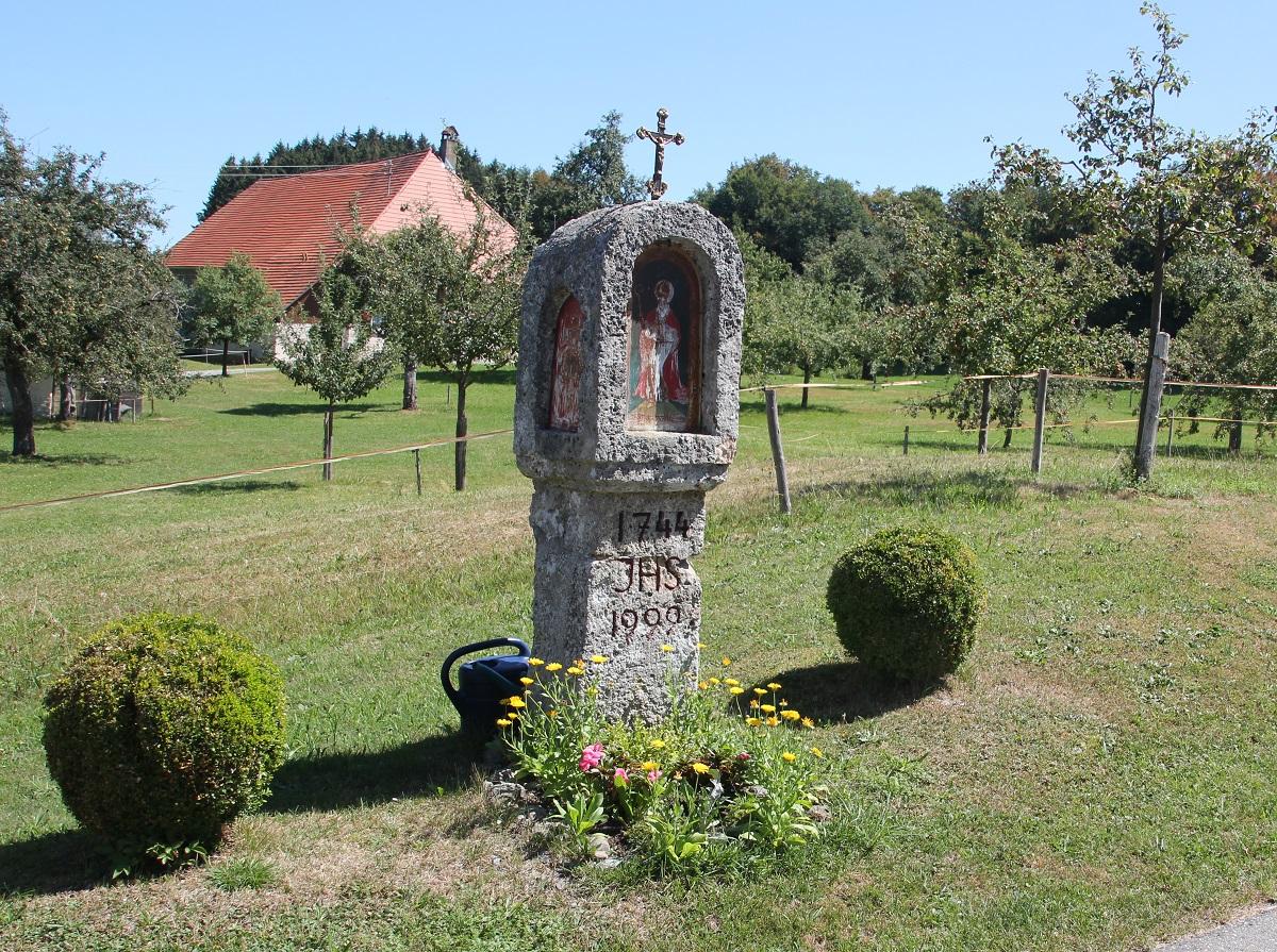 Bildstock bei Bergatreute