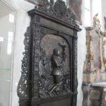 Bronze-Etaph St Martinskirche Messkirche