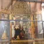 Gotischer Altar Muenster Konstanz