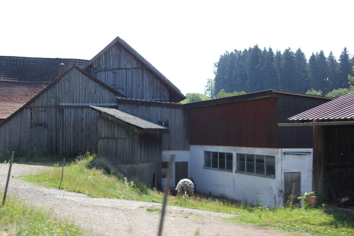 Hof Isigatweiler bei Achberg