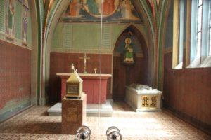Margaretenkapelle Muenster Konstanz