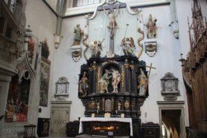 Mariae End Kapelle